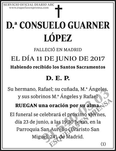 Consuelo Guarner López